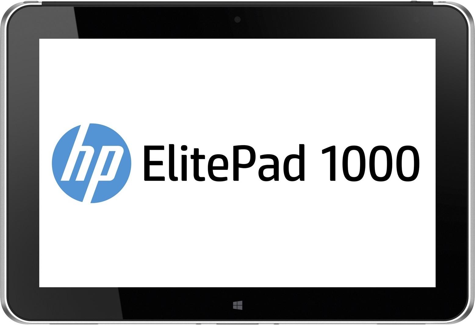 HP ElitePad 1000 G2 W4W10UA Tablet PC-Refurb